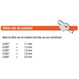 Poly-V belt XE 400 drive