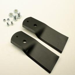 Semi automatic trimmer head ALIGATOR R01 Tap N Go