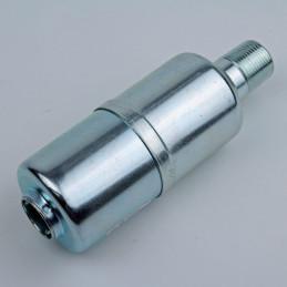 3M PELTOR Helmkombination mit G3000 Helm, OPTIME II Grhörschutzkappe und V5B Visier.